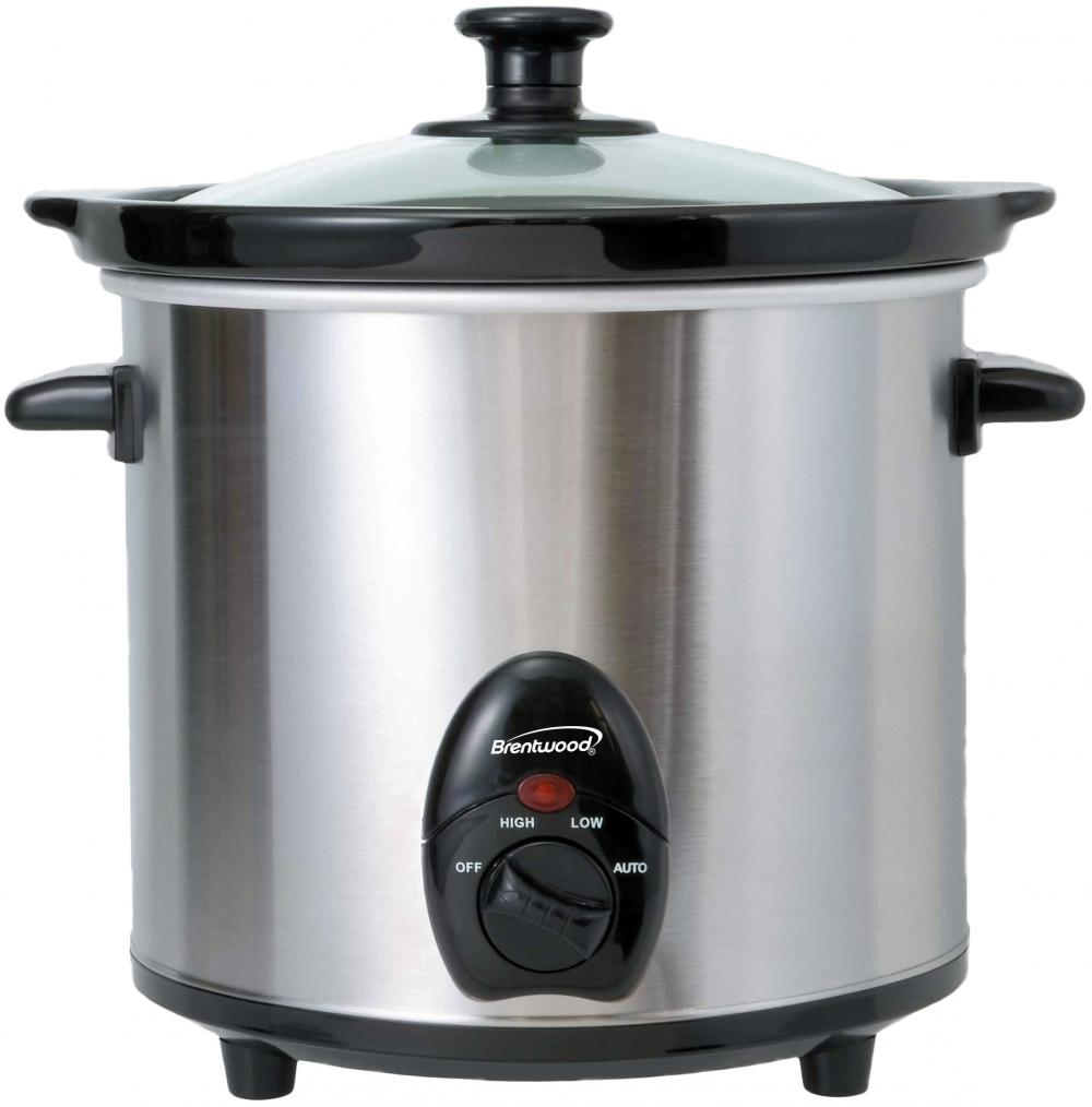 Brentwood SC-130S 3 Quart Slow Cooker