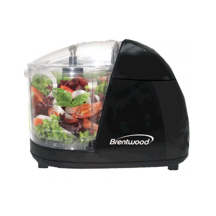 Brentwood MC-106 Mini Food Chopper - Black