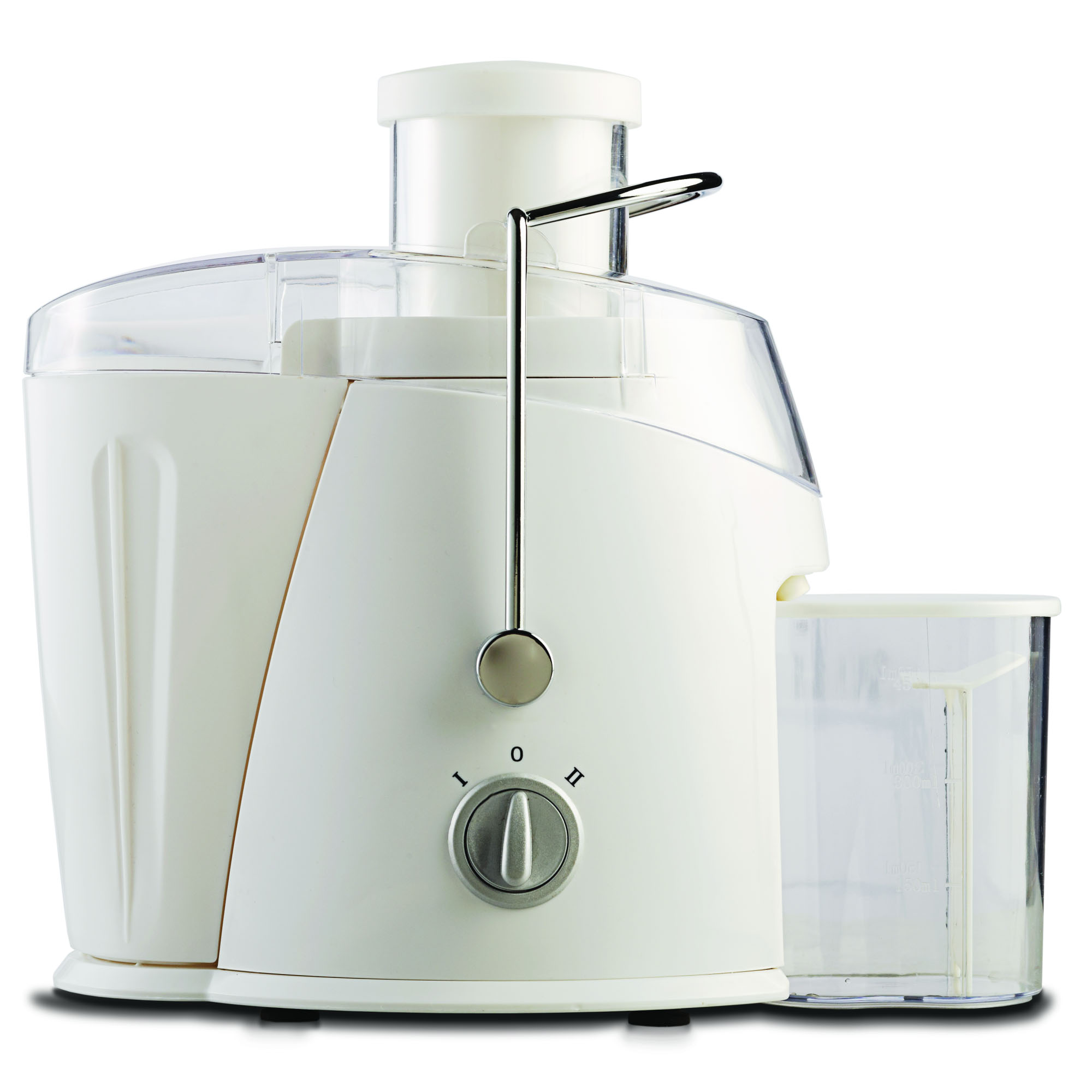Brentwood 400 Watt Juice Extractor, White