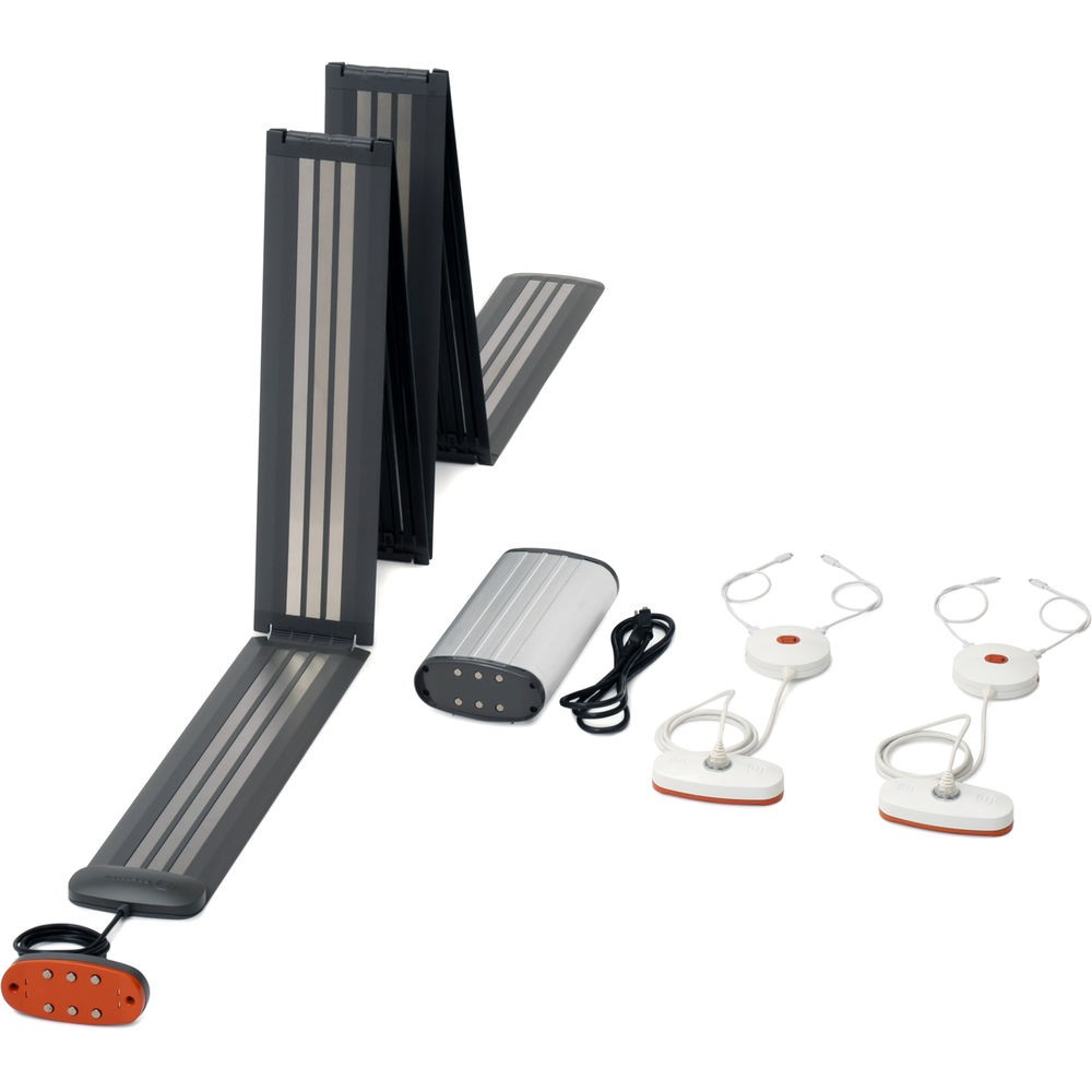 Bretford Juice Mobile Power 6' Starter Kit Barrel Pods Mobile Charging Kit For Apple and Andriod JMPSK6B