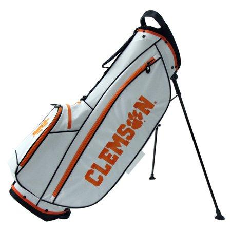 Bridgestone Collegiate Stand Bag-Clemson Tigers