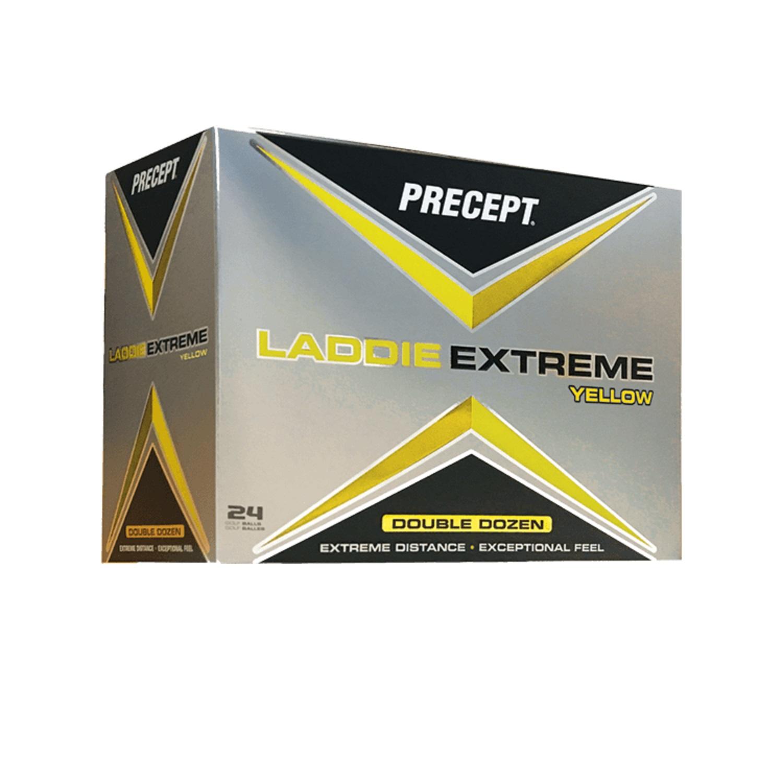 Bridgestone Precept Laddie Extreme- Double Dozen Yellow