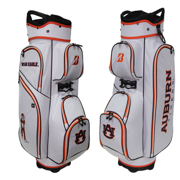 Bridgestone NCAA Golf Stand Bag-Auburn