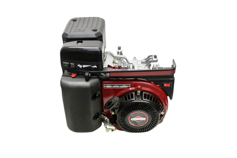 "115432-0040 5.5HP Vanguard, Horizontal 2-13/16"" Tapered Shaft, NO Tank, Muffler Briggs Stratton Engine"
