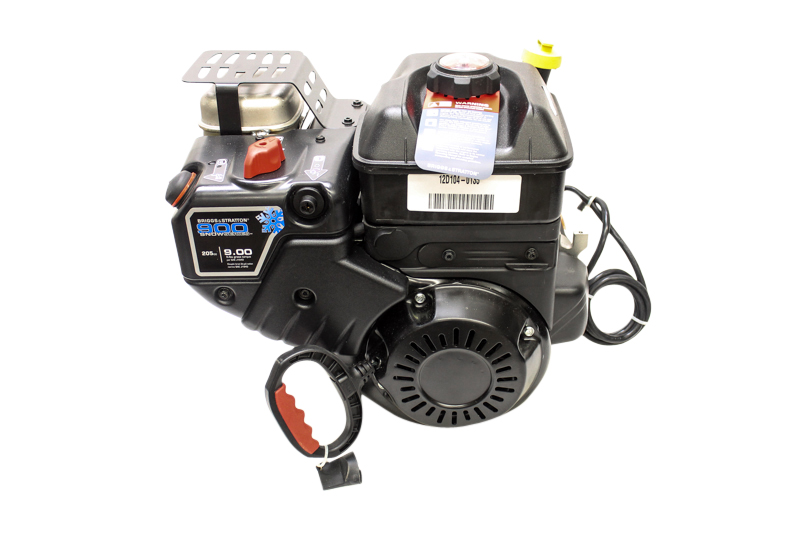 12D104-0135 �900 Series, Horizontal 7/8 x 2-25/32 Shaft Fuel Tank, Muffler, 110 Volt Electric Start, 60 Watt AC Alternator, Fixe