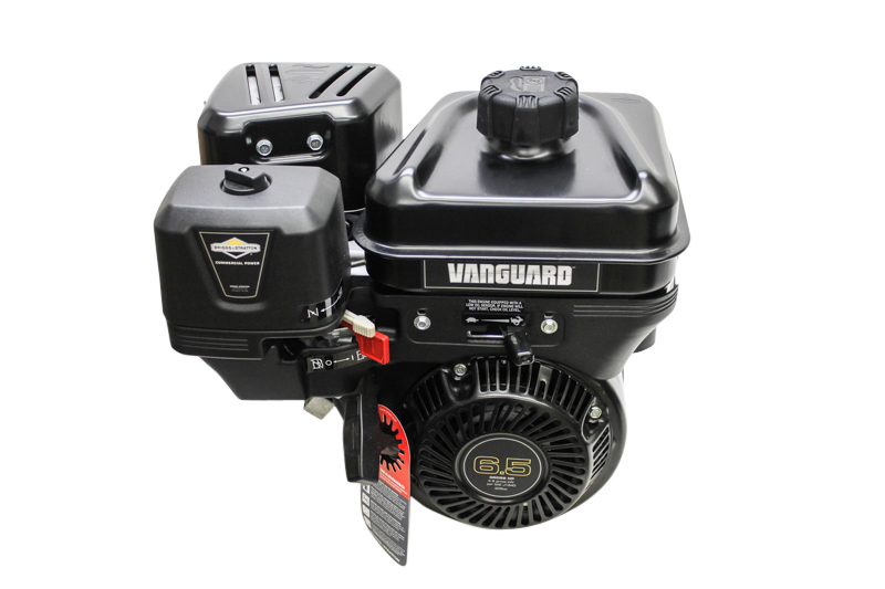 "13L352-0049 6.5HP Horizontal 3/4"" x 2"" Shaft, Vanguard OHV, CIS, 6:1 Gear Reduction, Recoil Start Briggs Stratton Engine"