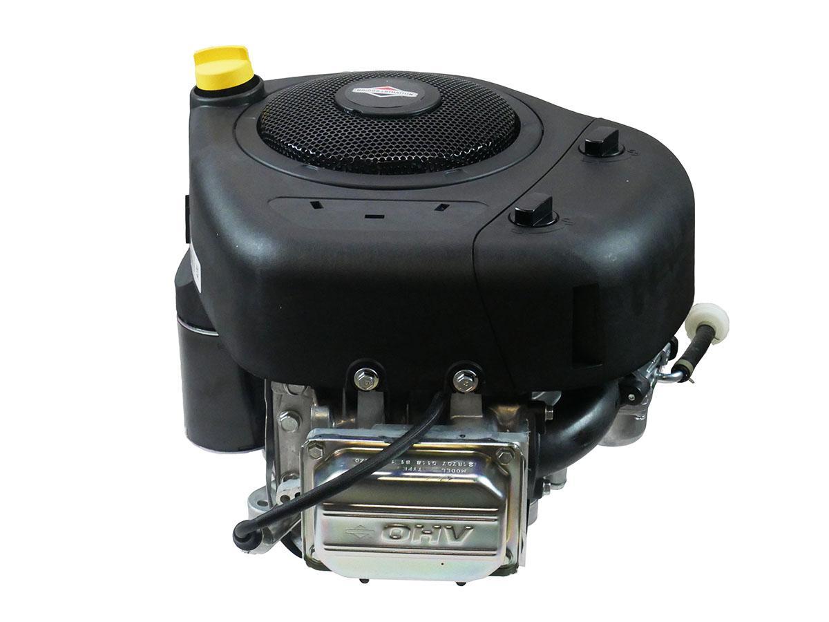 "10.5hp Vertical 1""x3-5/32"" Shaft, Intek OHV, Electric Start, 5/3 Amp Dual Circuit Alternator, Briggs & Stratton Engine"