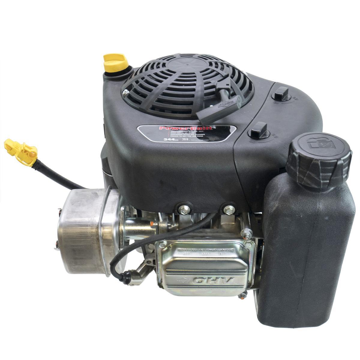 "10.5hp Vertical 1""x3-5/32"" Shaft, Intek OHV, Recoil+Electric Start, 9 Amp Alternator, Fuel Tank, Muffler, Briggs   Stratton Engi"
