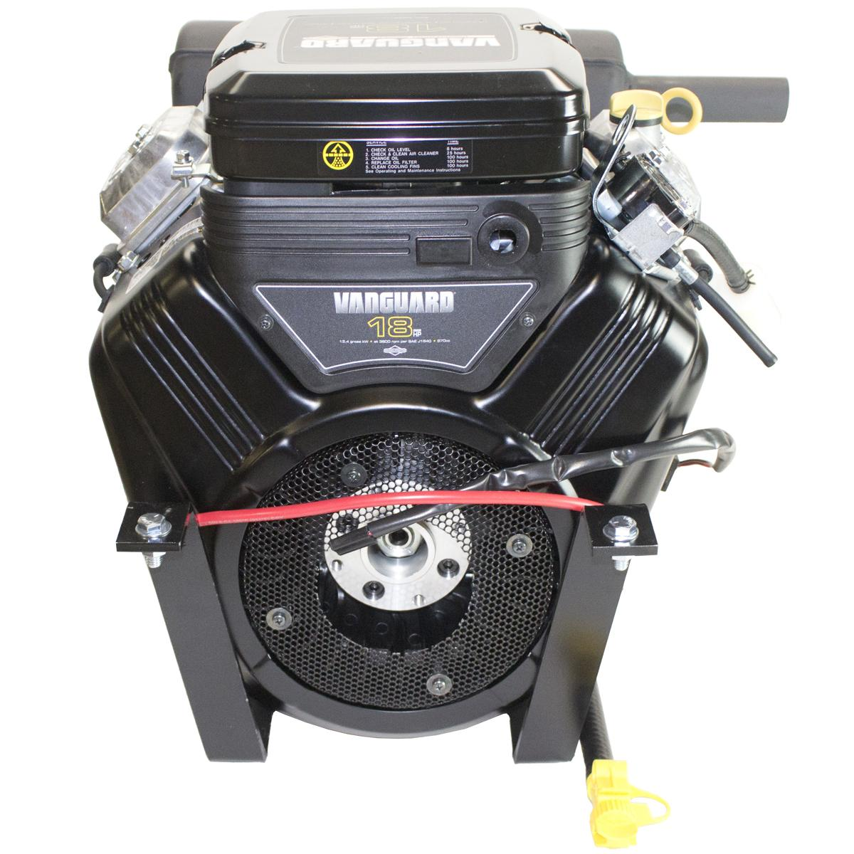18hp Horizontal Shaft, Conversion kit to fit John Deere 312, 314, & 316 with single cyl Kohler Briggs & Stratton Engine, Briggs