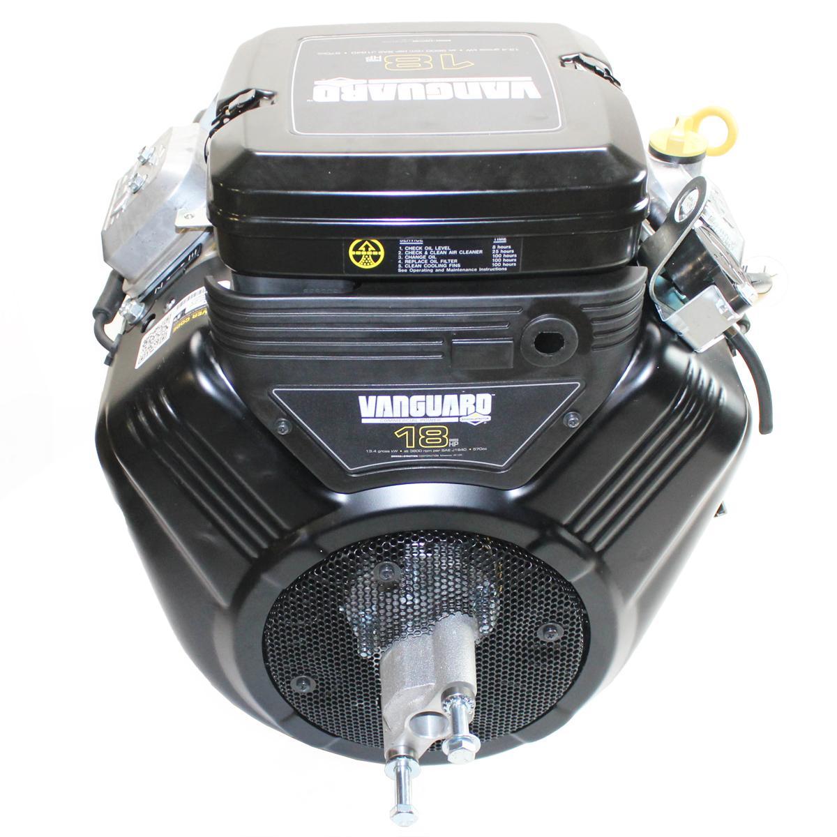 "18hp HOR 1"" Shaft, Vanguard, Conversion kit fits Simplicity 7112, 7117, 7119, AC 912, 916, 917,919 Briggs & Stratton Engine, Thi"