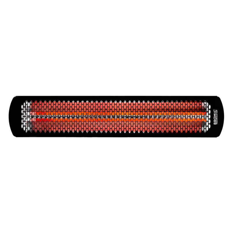 2000W Tungsten Electric 220V-240V Black-High performance radiant heating for outdoor and semi-enclosed areas. Industrial astehet