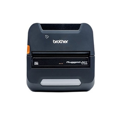 "RuggedJet 4"" DT Printer w USB"