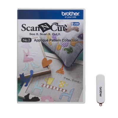 ScanNcut Applique Pattern Collector
