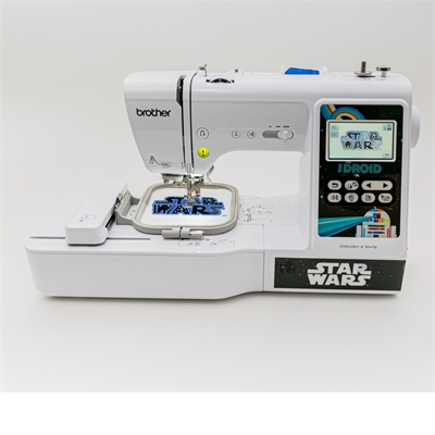 Star Wars Sewing Embroidery