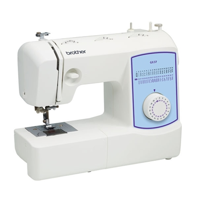 37 Stitch Sewing Machine Wht B