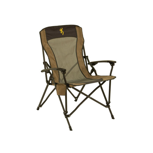 Browning Camping Fireside Chair - Gold Buckmark