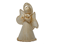6' inch Angel with Crown