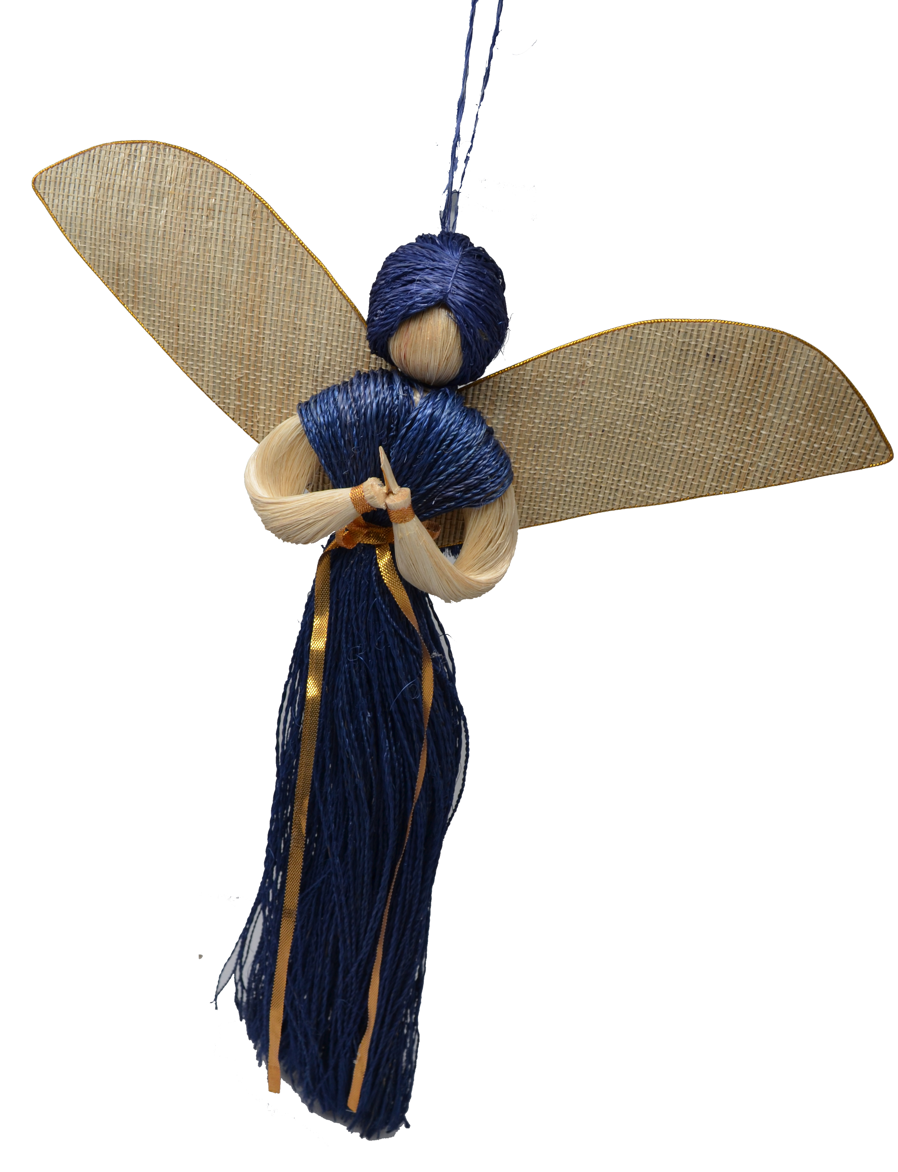 18 inch Glena Angel-Gold Trim