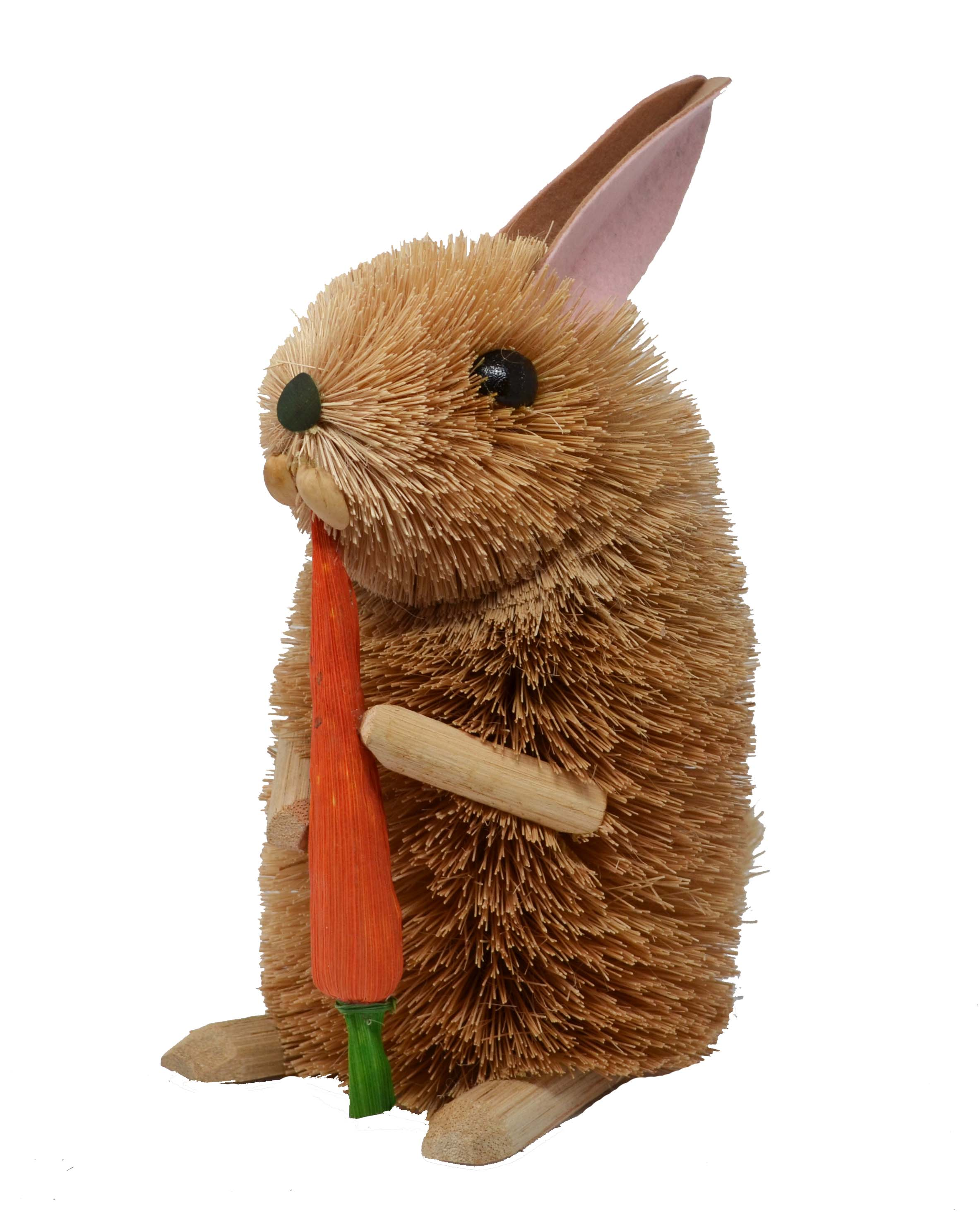 10 inch Rabbit with Carrot