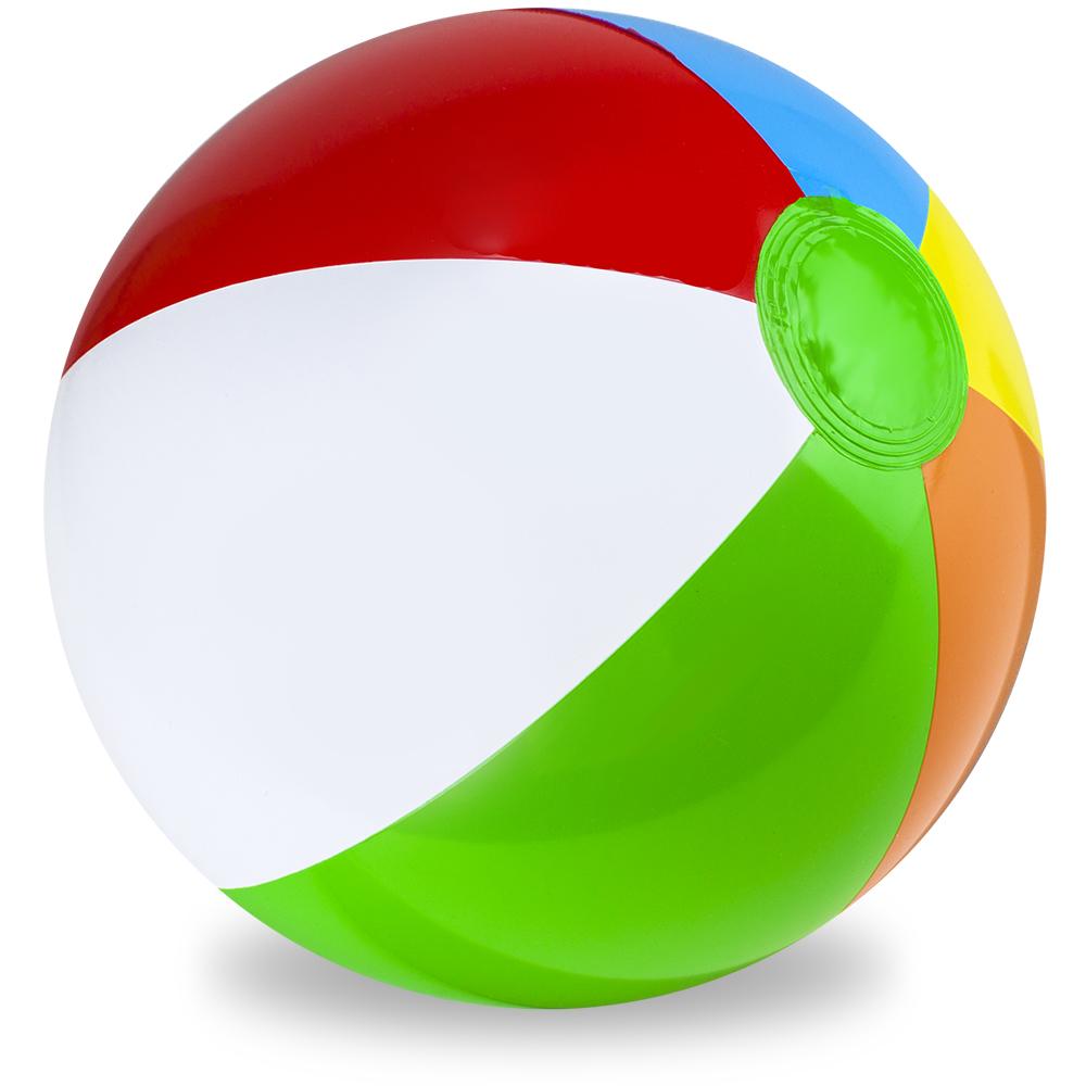 """36"""" Six-Color Beach Ball"""