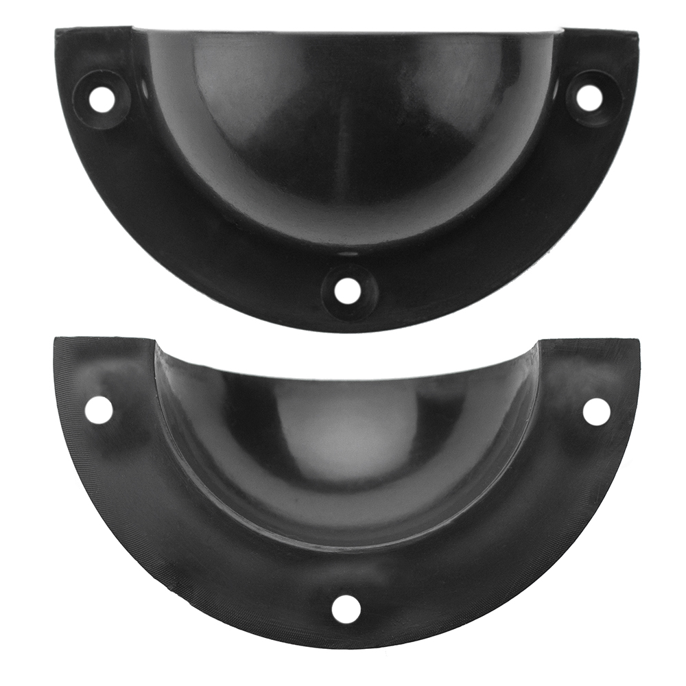 Pack of 2 Entry Dishes for Standard Foosball Tables