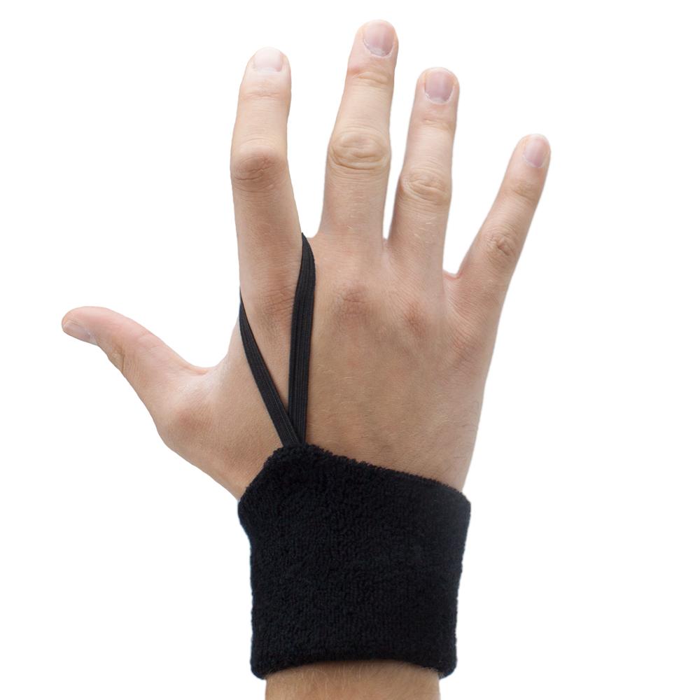 Wristband Down Indicator