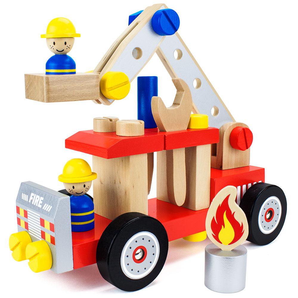 DIY Fire Engine