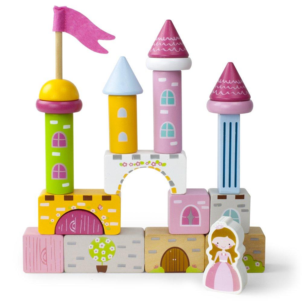 Princess Pine's Divine Block Castle