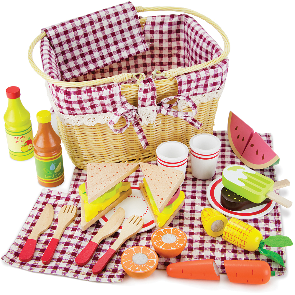 Slice & Share Picnic Basket