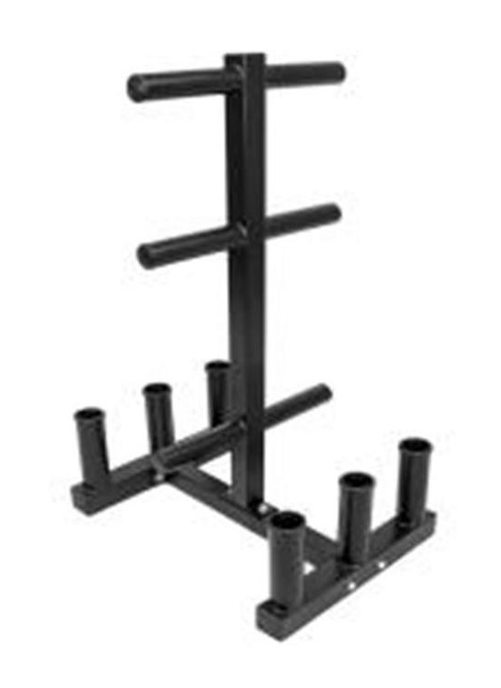 Olympic Plate Tree and Bar Holder