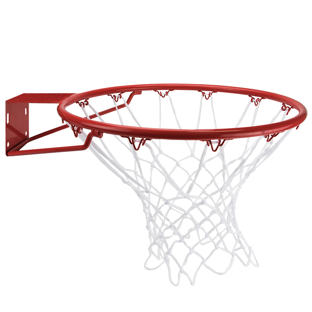 White Nylon Basketball Net