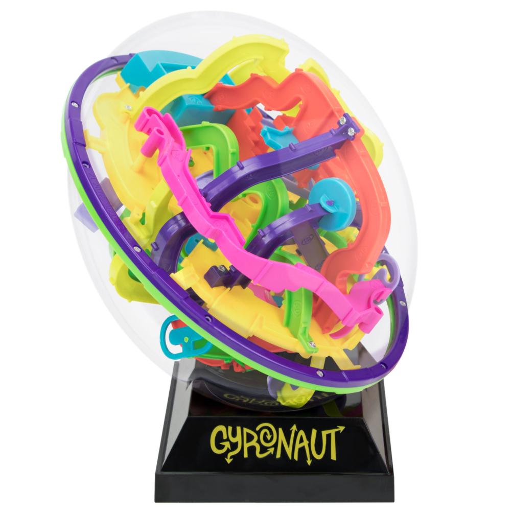 Gyronaut Omega Puzzle Ball