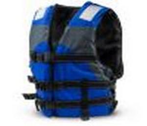 Life Vest, Blue