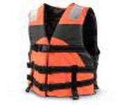Life Vest, Safety Orange