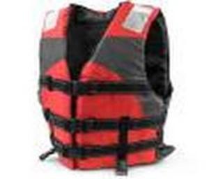 Life Vest, Red