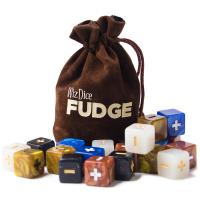 Fudge Dice GM Starter Set: Terrestrial