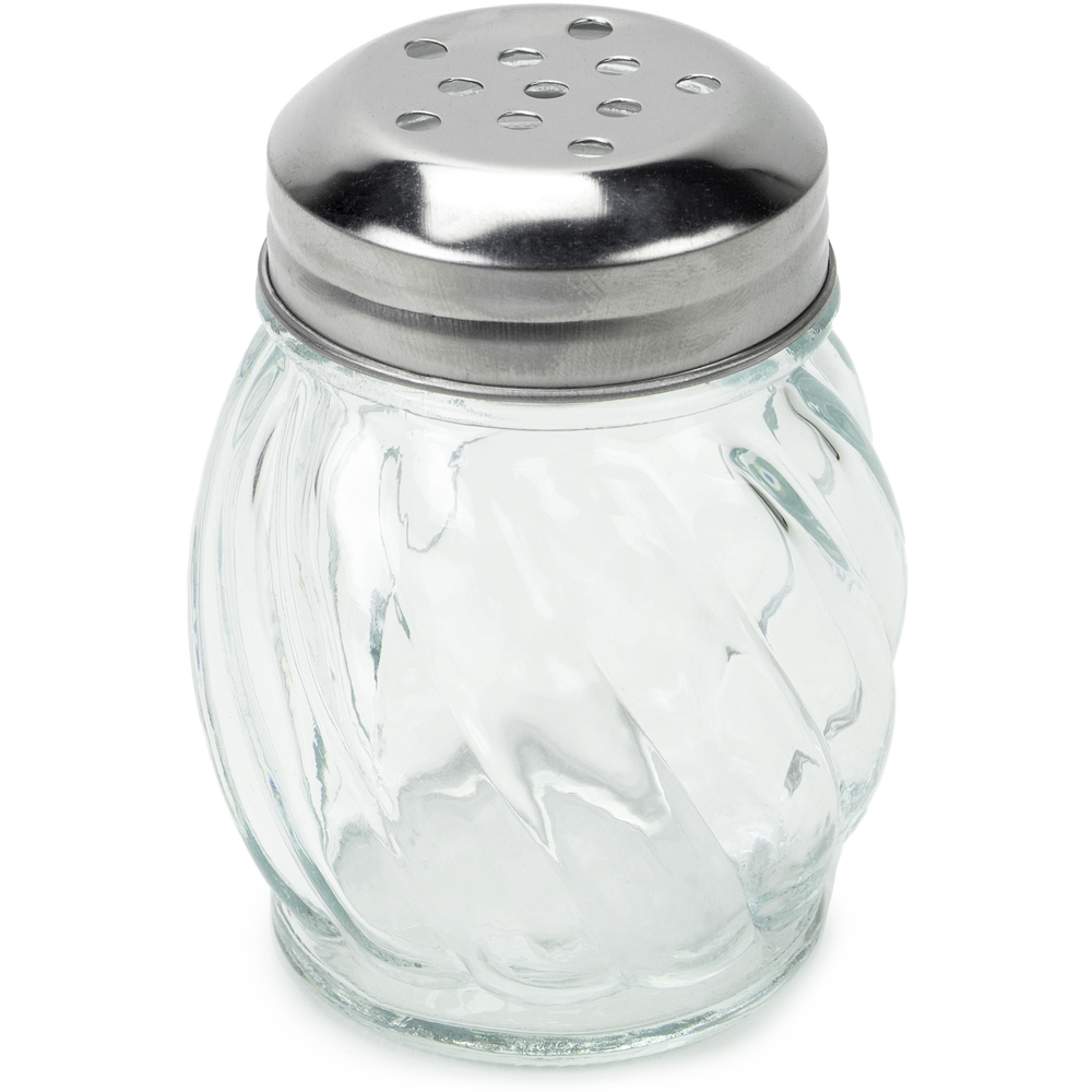 5 oz. Glass Cheese Shaker