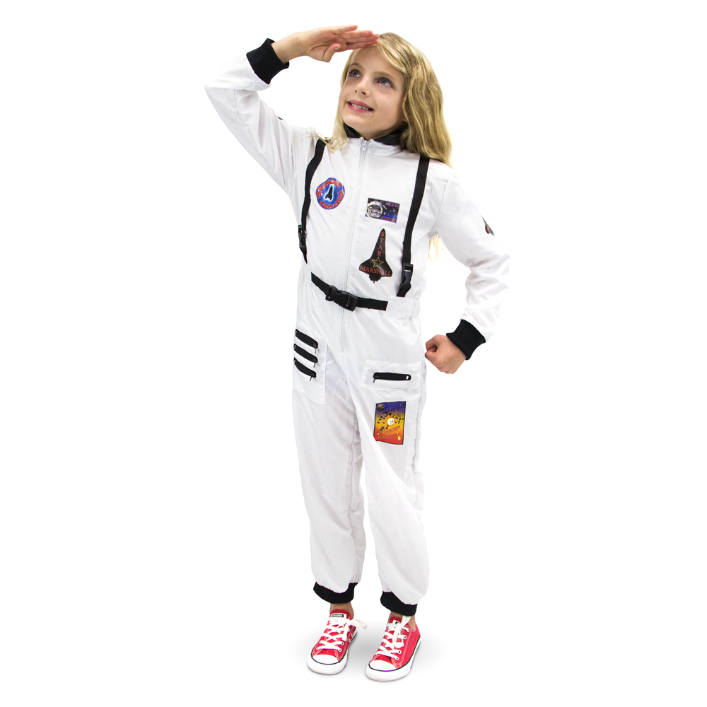 Adventuring Astronaut Children's Costume, 10-12