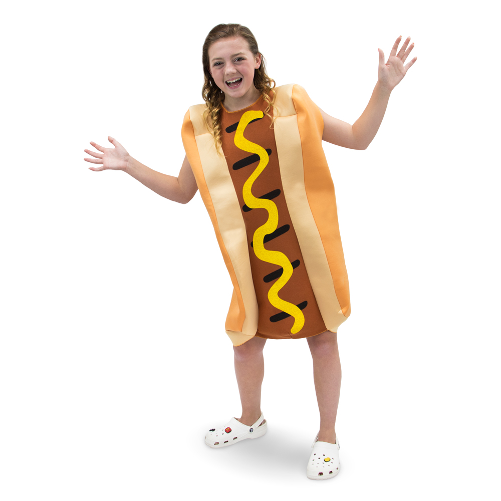 Ballpark Frank Children's Costume, 10-12