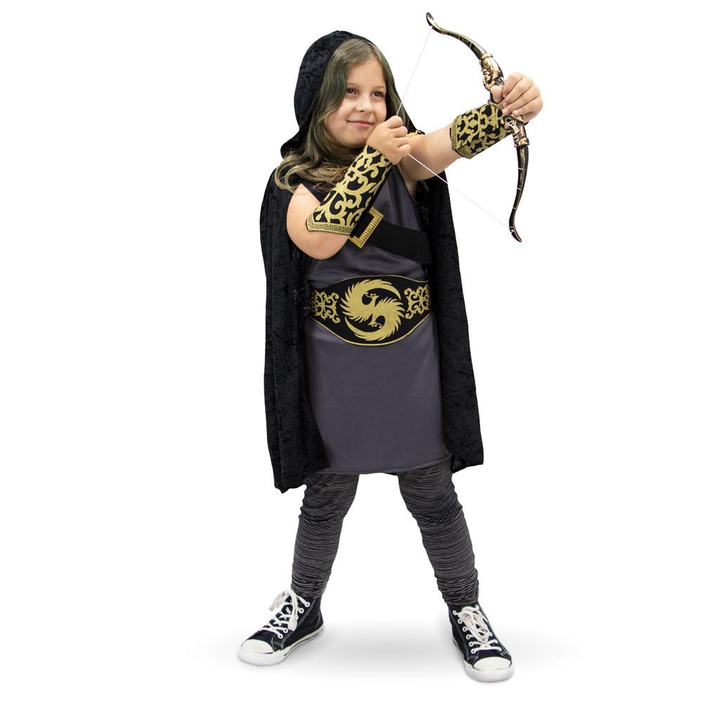 Ace Archer Children's Costume, 3-4