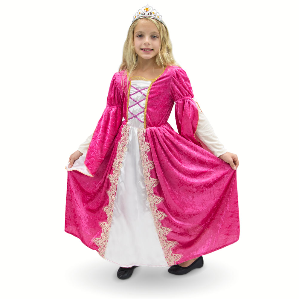 Regal Queen Children's Costume, 7-9