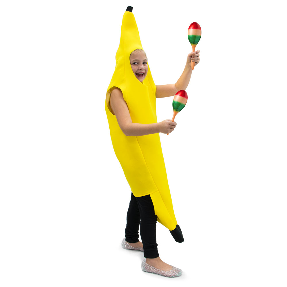 Cabana Banana Children's Costume, 10-12