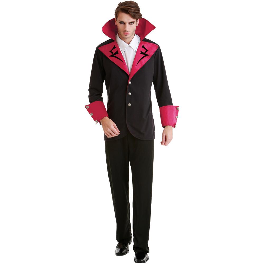Virile Vampire Adult Costume, M