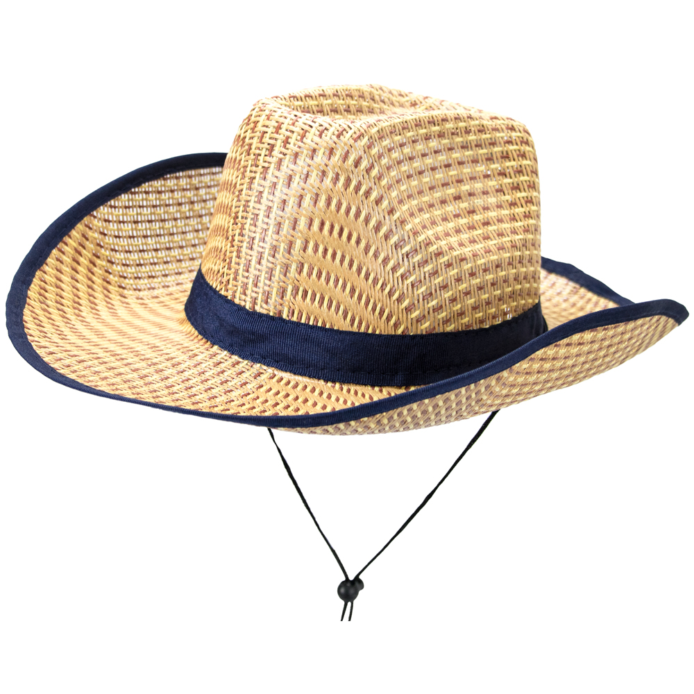 Australian Dundee Straw Hat