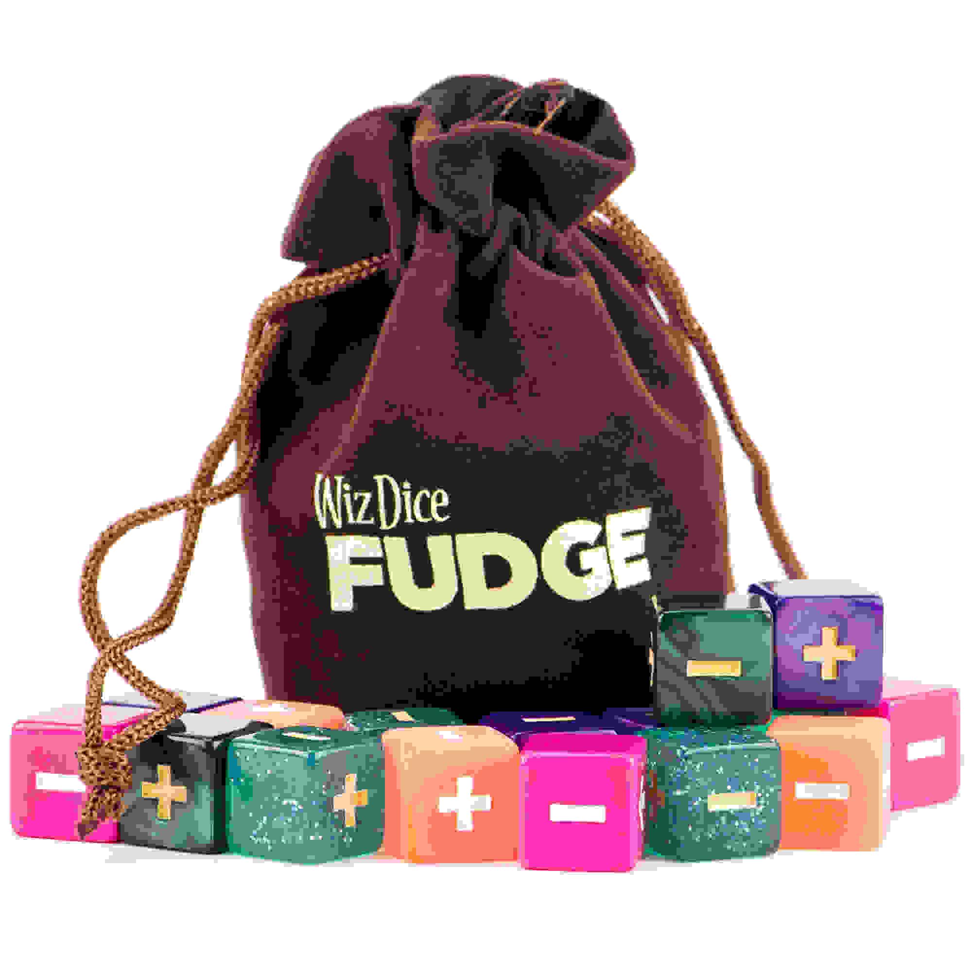 Fudge Dice GM Starter Set, Mystical