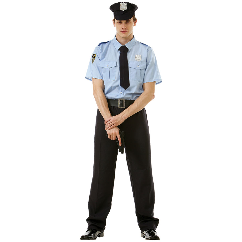Good Cop Costume, XL