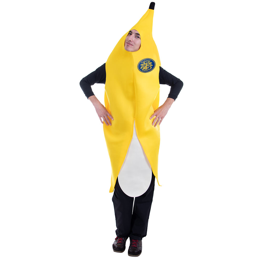 Adult Cabana Banana Costume