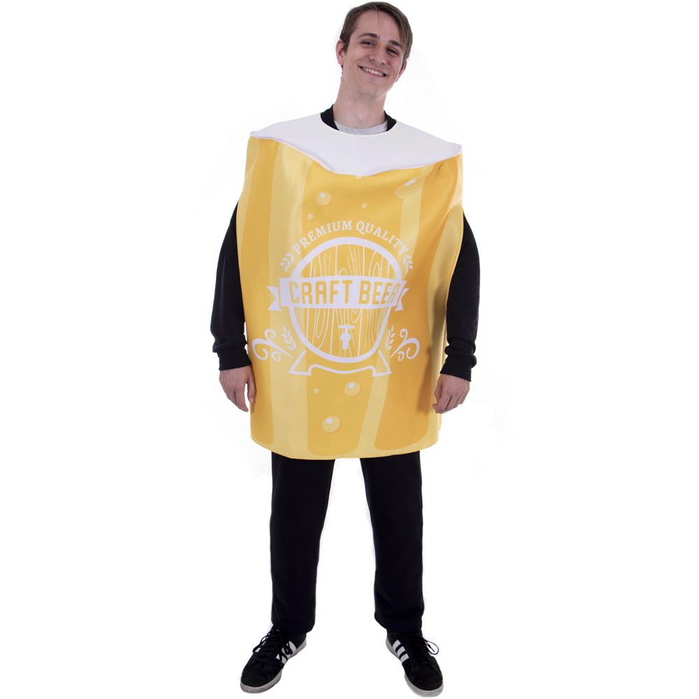 Perfect Pint of Beer Costume