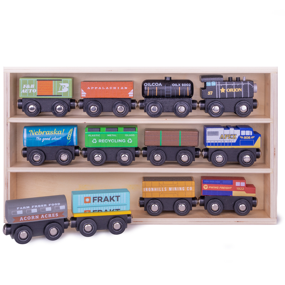 Conductor Carl's Playtime Express