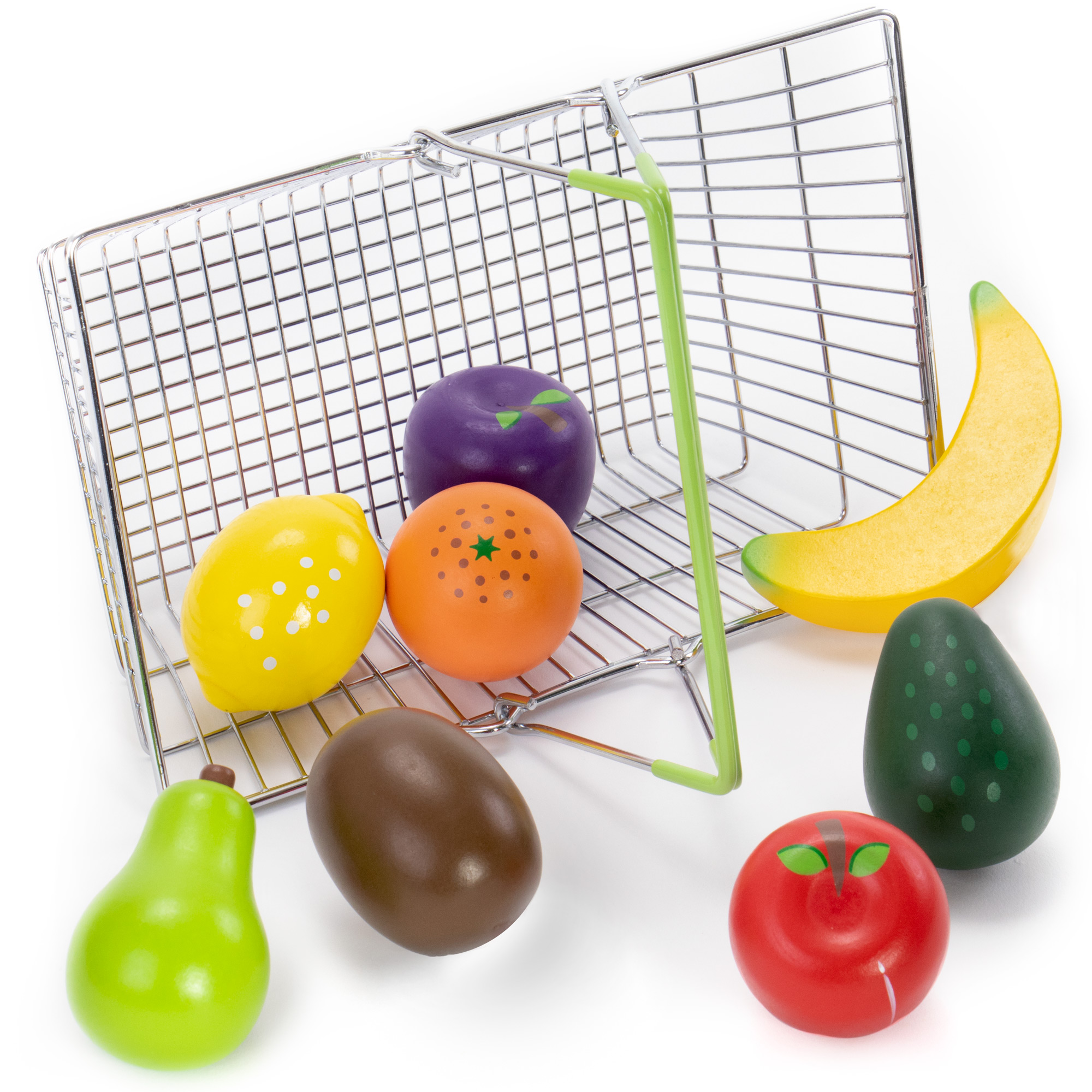 My Healthy Shopping Basket Produce Set